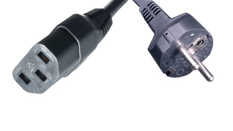 картинка Кабель питания HP Enterprise PC-AC-EC Continental European/Schuko AC Power Cord (JW118A) от магазина itmag.kz