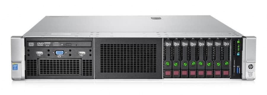 картинка Сервер HP Enterprise DL380 Gen9 (K8P42A_DEMO) от магазина itmag.kz