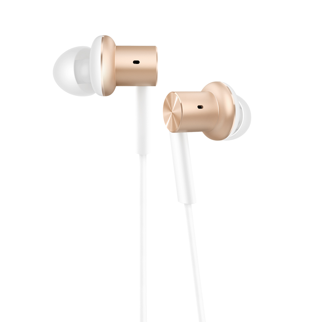картинка Наушники Mi In-Ear Headphone Hybrid Pro Gold от магазина itmag.kz