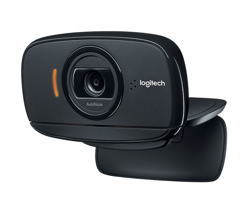 картинка Камера Logitech HD Webcam B525 черный 2Mpix USB2.0 с микрофоном от магазина itmag.kz