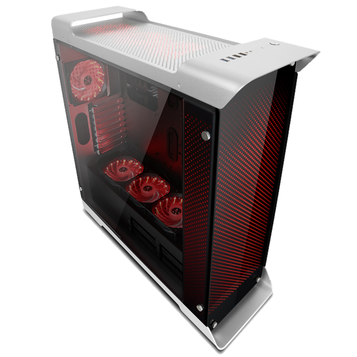 картинка Корпус NOMAD Zeus Full Tower XL-ATX/E-ATX/ATX/mATX/Mini-ITX от магазина itmag.kz