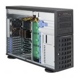 картинка Корпус Supermicro CSE-745TQ-R920B, 4U / Tower, SATA/SAS (SES2), Redundant PSU, 920W, Black от магазина itmag.kz