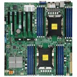 картинка Серверная материнская плата SuperMicro X11DPi NT Motherboard Dual Socket P (LGA 3647) supported, CPU TDP support 205W, 2 UPI up to 10.4 GT/s, Intel C622 controller for 14 SATA3 (6 Gbps) ports; RAID 0,1,5,10. от магазина itmag.kz